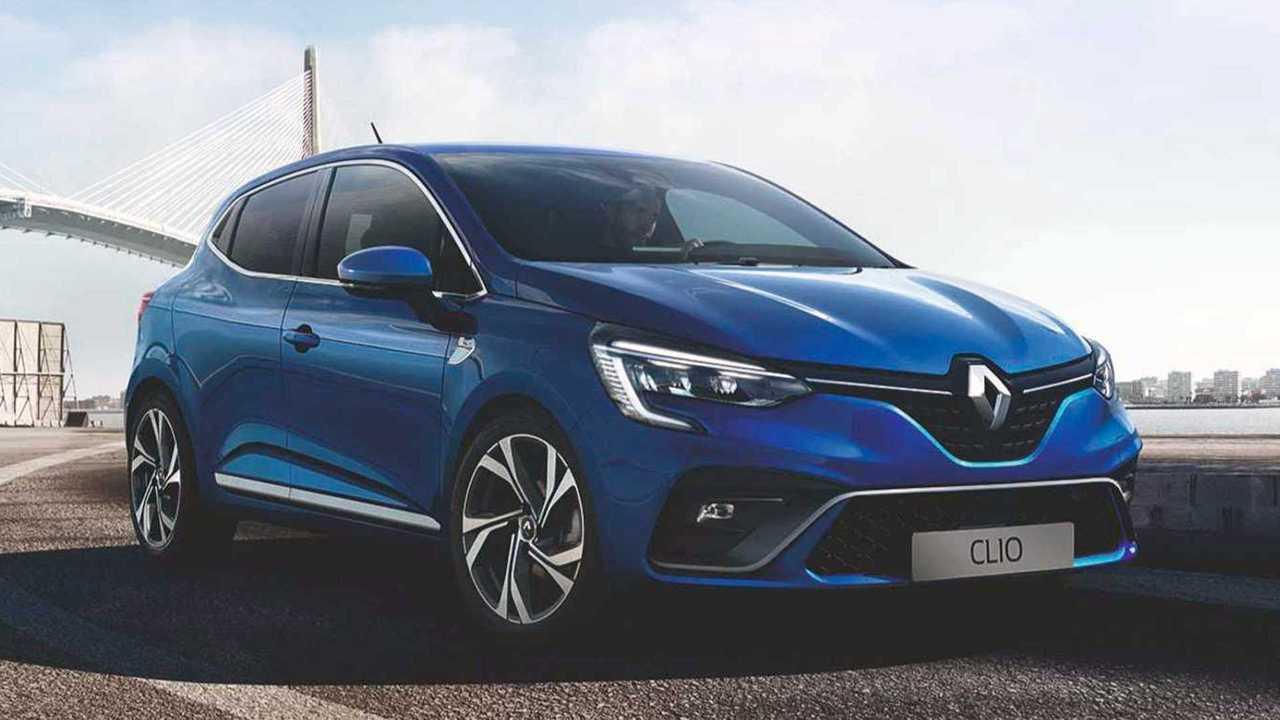 Renault Clio: Der Kleinwagen mit Tesla-Monitor