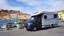 Bürstner Lyseo M: Wohnmobil auf Basis des Mercedes Sprinter
