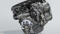 Volkswagen 268 bhp 2.0-liter diesel engine with electric turbocharger