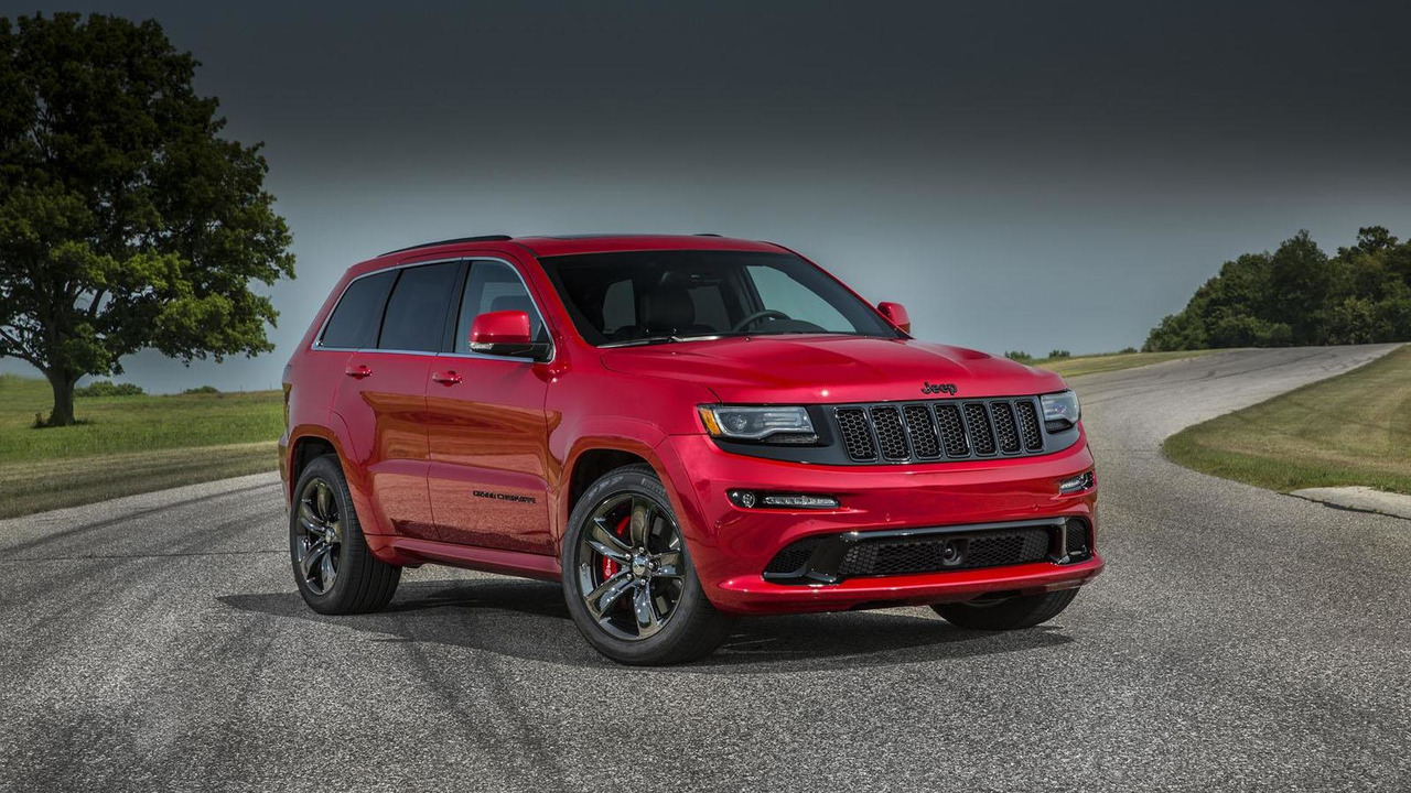 Jeep grand cherokee 0 to 60