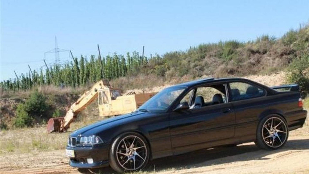 Seller Wants  U20ac164 500 For His 1997 Bmw E36 M3