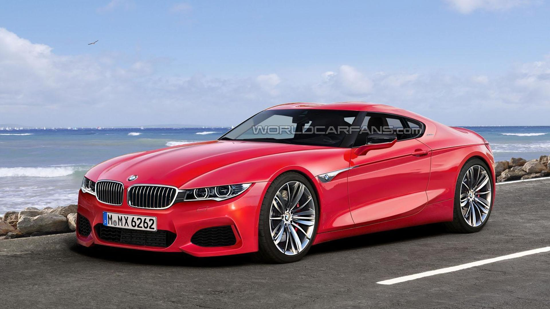 Captivating BMW Toyota Sports Car Moves To The Concept Phase, Model Still On Schedule