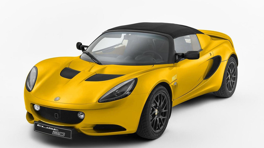 Lotus Elise to make U.S. return after 2020