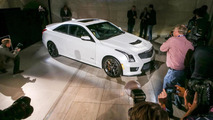 2016 Cadillac ATS-V live in Los Angeles