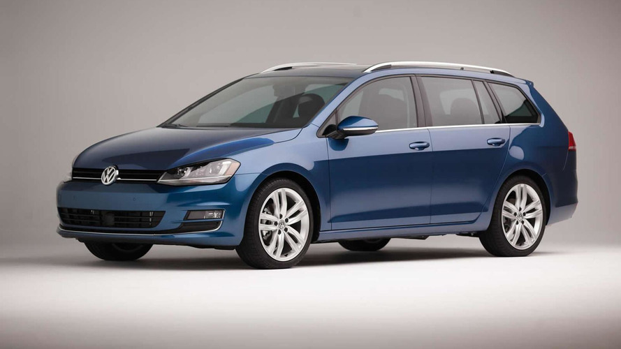 2015 Volkswagen Golf SportWagen priced from $21,395
