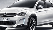 Citroen C3-XR official photo