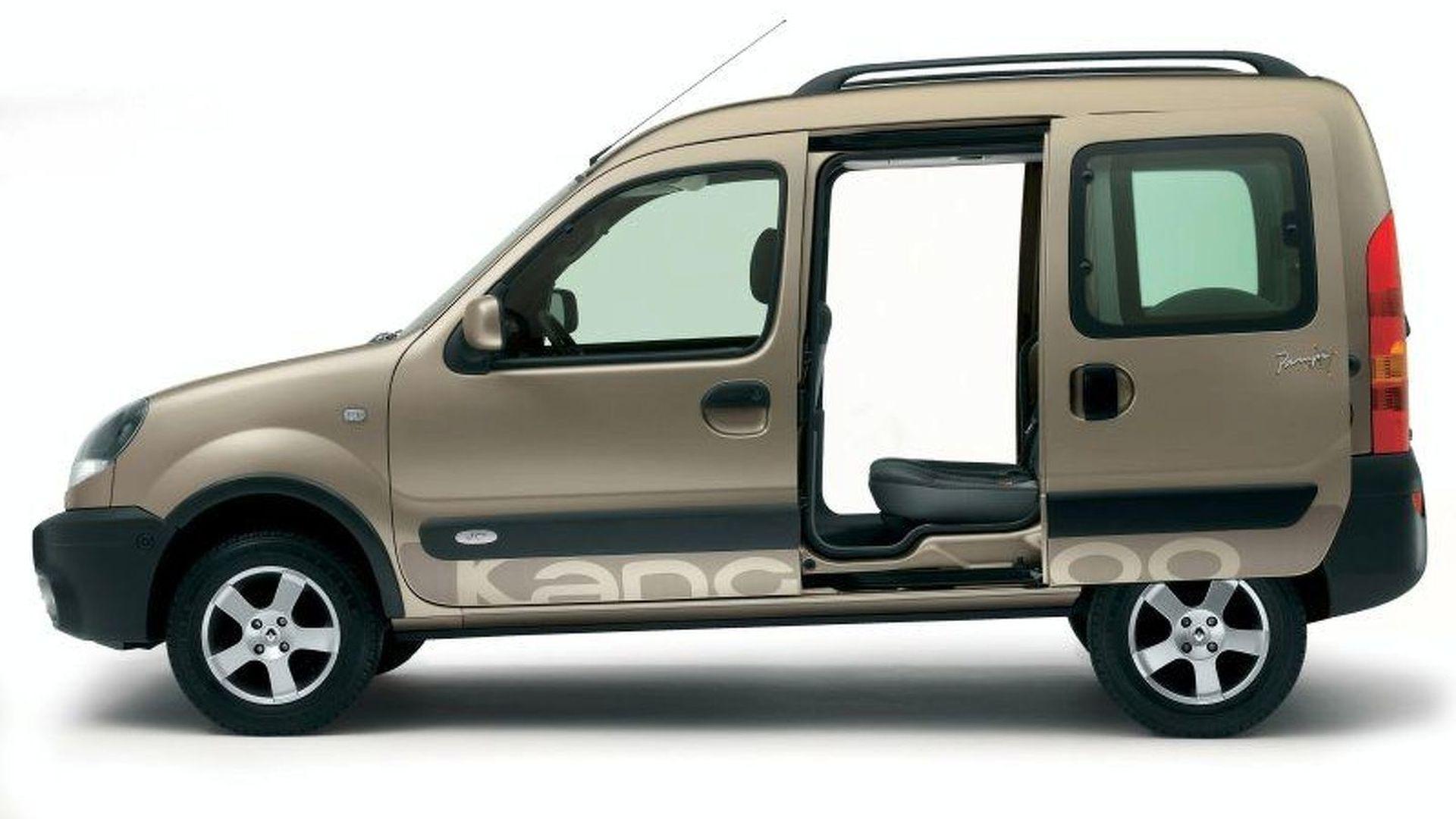 Renault Kangoo Pampa and 4x4 Generation 2006 | Motor1 com Photos