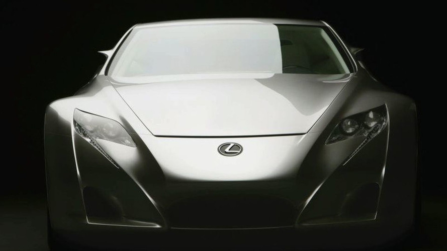 Lexus LF-A Production Version set for Tokyo Unveiling?