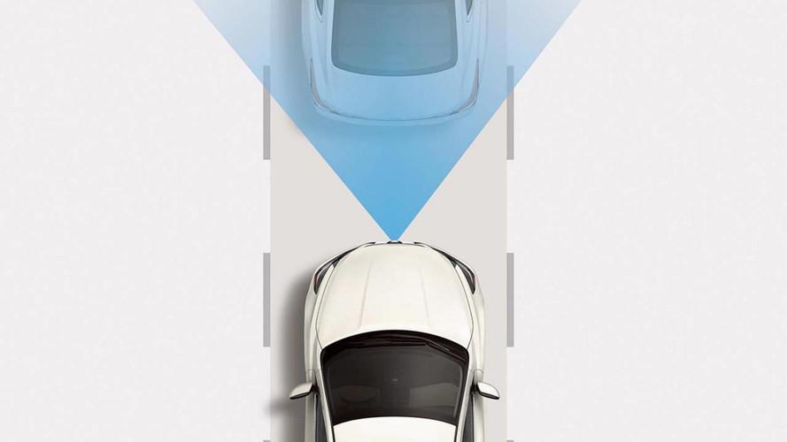 Nissan AEB system
