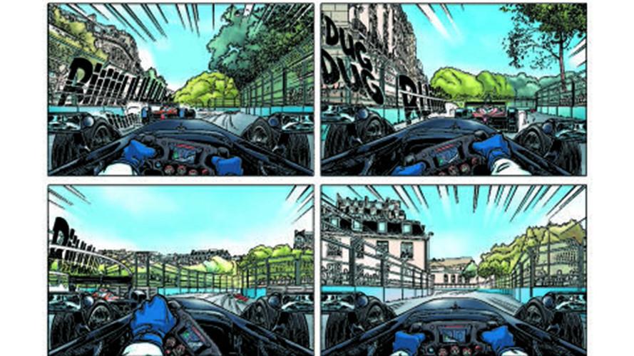 Michel Vaillant : épisode 5