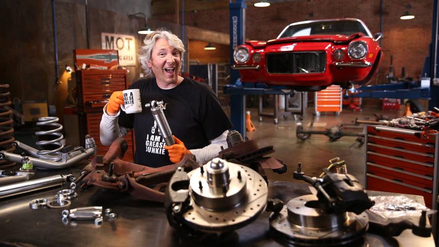 Wheeler Dealers' Humble Mechanic Edd China Quits Show