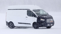 Ford Transit Custom spy photo