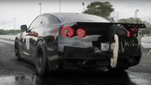 Nissan GT-R par Alpha Performance