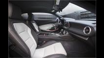 Das kostet der neue Camaro