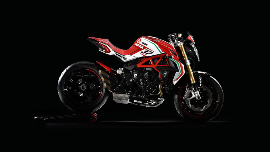 MV Agusta Releases New Dragster RC