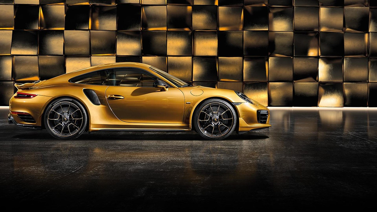 Porsche 911 Turbo S Exclusive E O Mais Potente E Rapido Da Linha