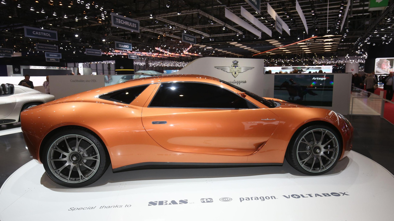 2017 Artega Scalo Superelletra