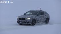 BMW X2 Spy Video