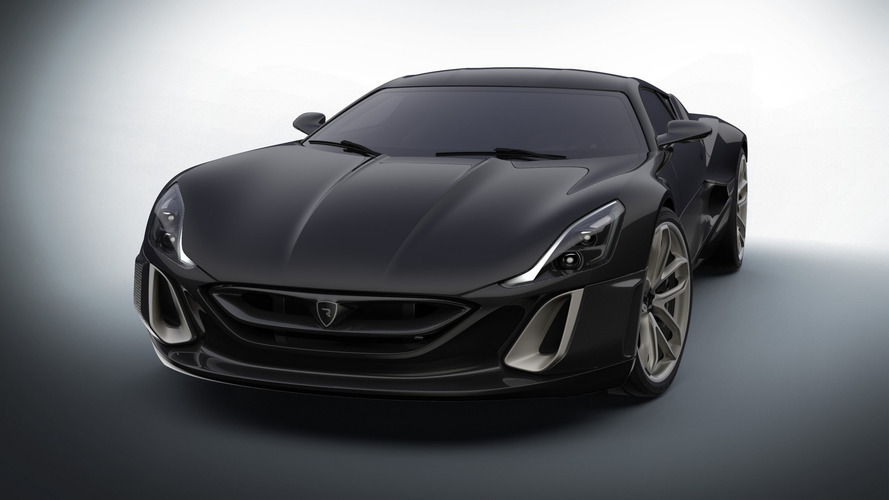 Rimac Concept_One EV upgraded to 1,224 horsepower