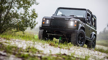 Land Rover Defender Honey Badger by East Coast Defender