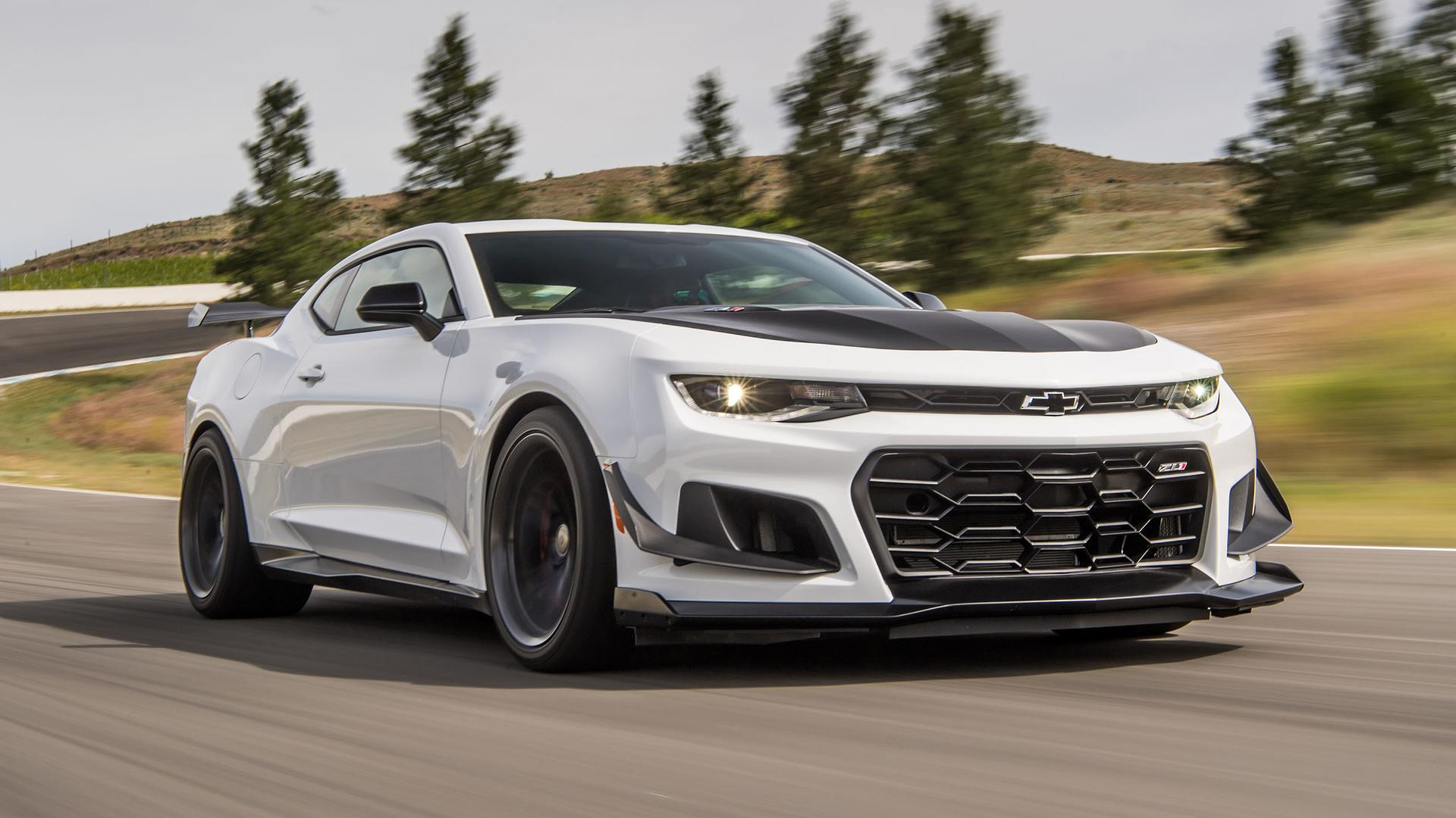 Chevy Camaro Chief Engineer Wants A Sub 7-Minute Nürburgring Lap