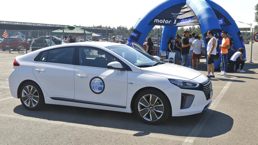 2017 Hyundai IONIQ Hybrid İlk Sürüş İncelemesi