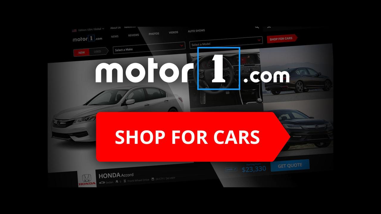 Motor1 car shopping experience