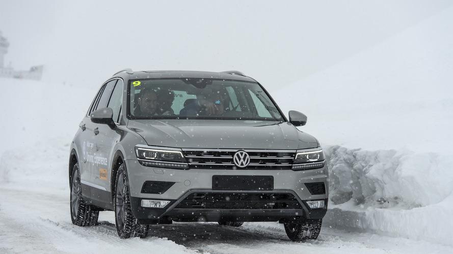 El Círculo Polar Ártico, nuevo destino de la VW Driving Experience 2020