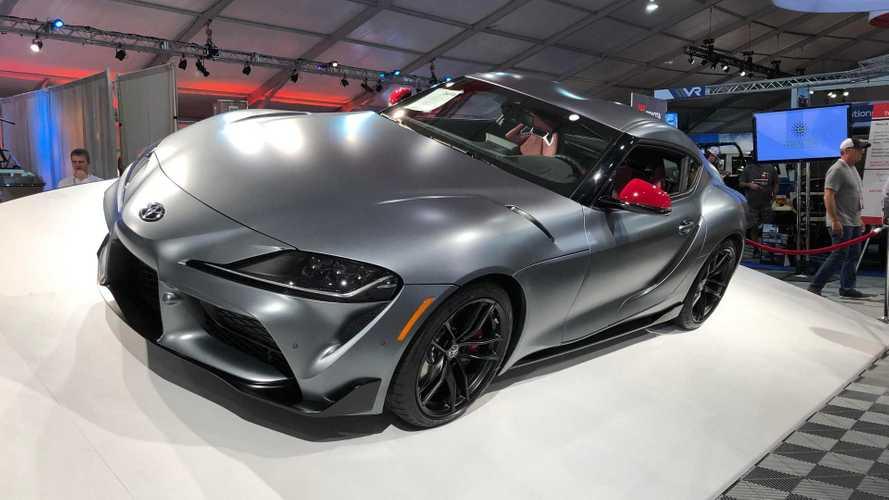 La Toyota Supra #001 vendue plus de deux millions de dollars