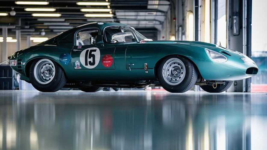 Jaguar E-type Low Drag Coupé Replica Is Good As The Real Thing
