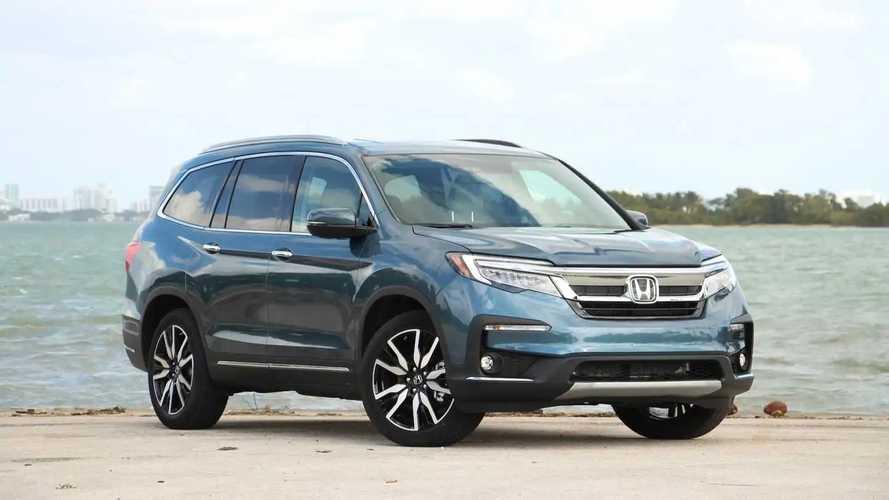 2019 Honda Pilot: Intro