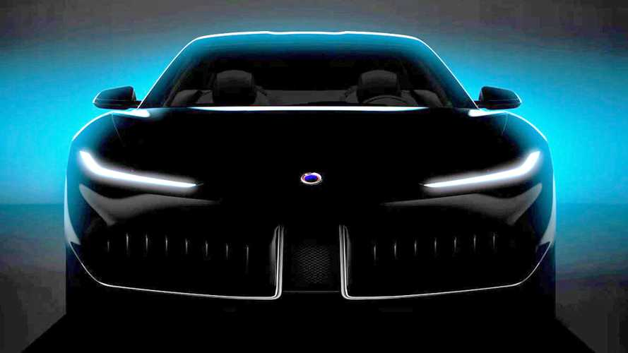 Karma's upcoming Pininfarina-designed concept teased