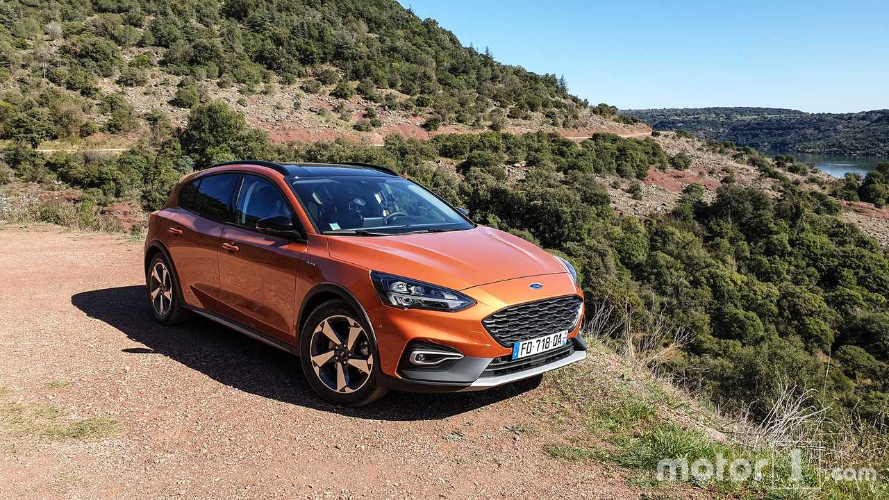 Ford Focus Active (2019)