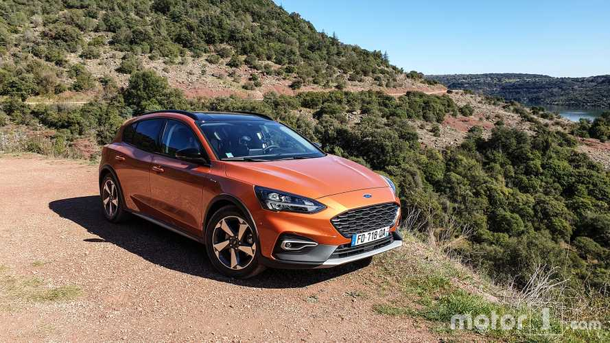 Essai Ford Focus Active (2019) - La bonne surprise