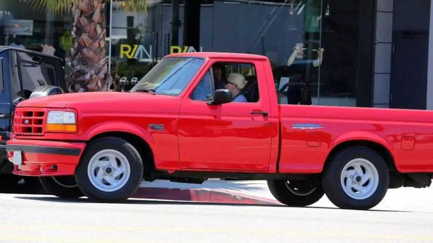 Gaga For a First Generation F-150 Lightning? The Lady Herself Is