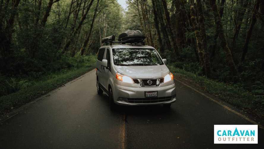 ¿Una furgoneta camper barata? Esta Nissan NV200 te gustará