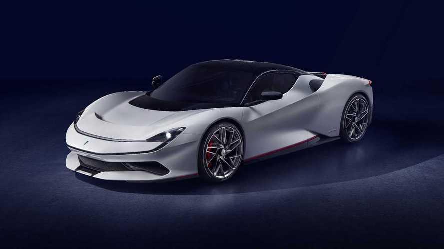 Pininfarina Battista 2019: un nuevo hiperdeportivo eléctrico