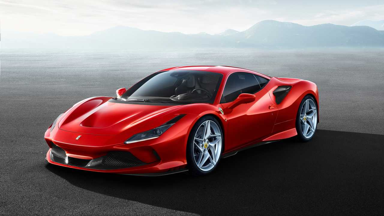 Ferrari F8 Tribute