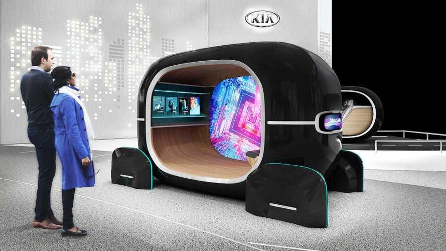 """Kia, come la guida autonoma diventa """"emozionale"""""""
