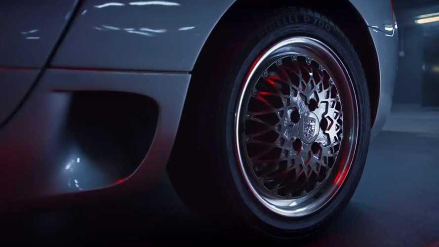 Los 5 concept cars secretos de Porsche