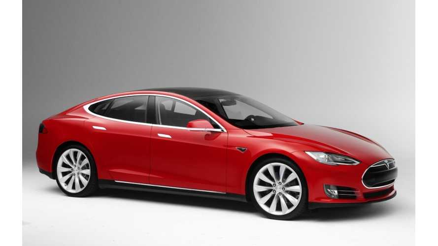 Turns Out Tesla Model S Production Hit Annual Rate of 20,000 Units Back in December