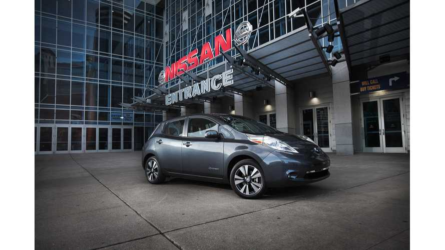 2013 Nissan LEAF Overview And Specifications