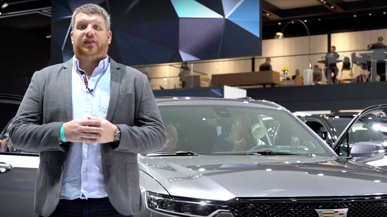 Best: The North American International Auto Show
