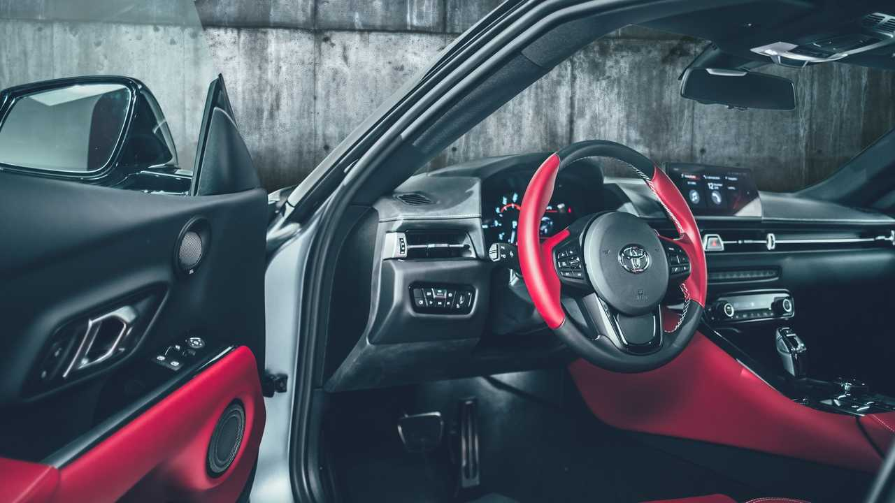 2019 Toyota Supra (Avrupa)