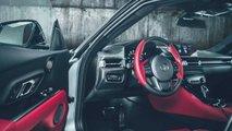2019 Toyota Supra (Euro-spec)