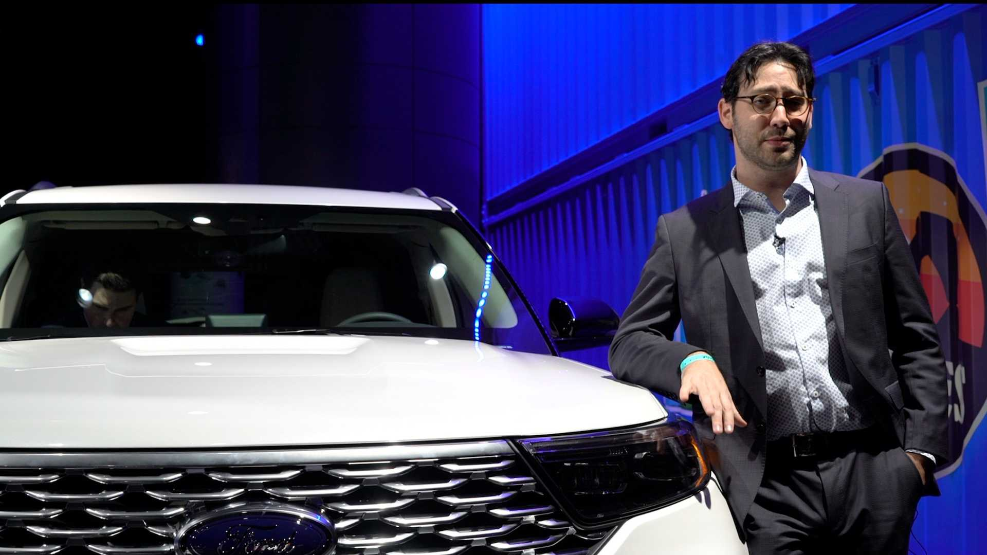 2020 Ford Explorer: Live From The Detroit Auto Show