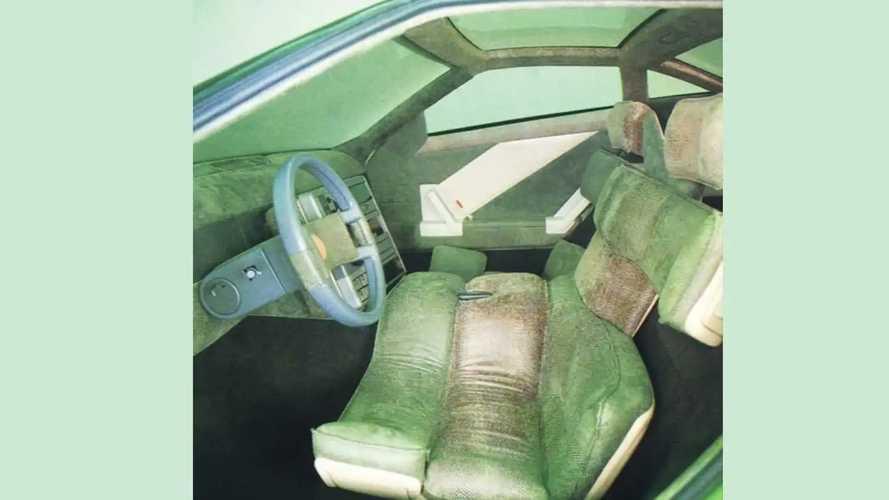 Bertone Ramarro (1984): Eine Studie auf Basis der Corvette C4
