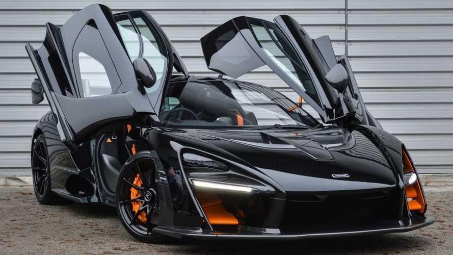Eredeti árának duplájáért árulnak egy használt McLaren Sennát