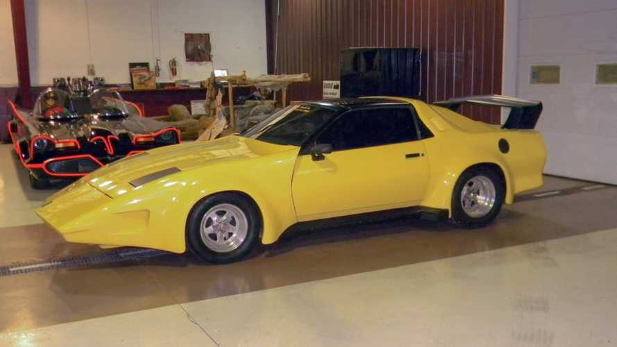 Rare B.L. Striker Pegasus Custom Trans Am Heads To Auction