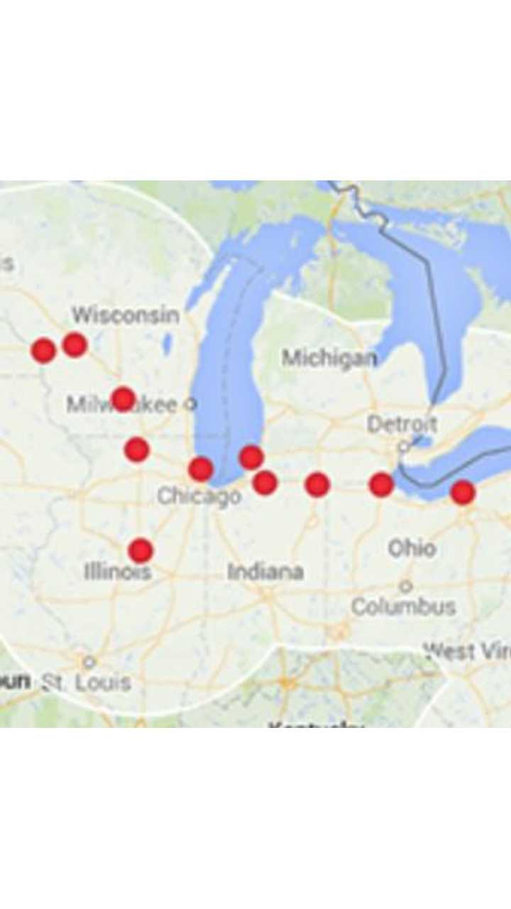 Superchargers From Milwaukee to Detroit